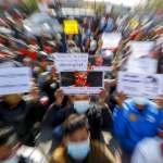 緬甸政變最血腥一日》軍警出動實彈「無差別濫射」平民! 瓦城示威者至少2死、20傷