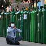 死亡數飆全球第三!墨西哥「氧氣掮客」:人們向我哭求氧氣,在自家床上窒息而死