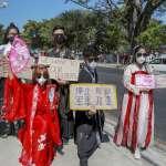 緬甸政變》數百群眾到大使館前示威 中國否認助軍方控制網路