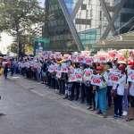 「不要在夜晚綁走人民!」緬甸軍方掃蕩反對派 民眾無懼整肅上街抗議