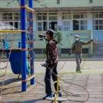 配合開學日延後 各級學校加強防疫及環境消毒