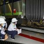中捷綠線新軸心測試 疲勞實測報告完成1百萬次測試正常