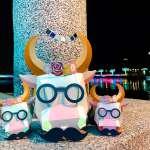 高雄小提燈「牛揹揹」來囉 38區公所、壽山動物園限量發送
