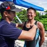 金龍徽釘入胸肌畫面震撼 新科水下作業大隊專長班僅8員合格