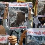 「首投族」竟成緬甸政變第一位死難者!少女頭部中彈不治 軍方卻堅稱沒用實彈