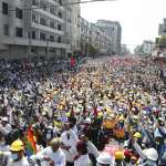「立好遺囑才出門」緬甸數百萬人響應全國起義 明知可能會死,仍走上街頭
