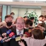 因江柯同台「氣到想辭職」?藍秘書長李乾龍:我有一點不太開心