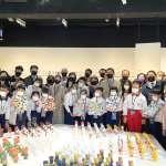 134位學童創意專屬風格色彩 「天地俯中-感動牛 枋橋特展」府中15展出