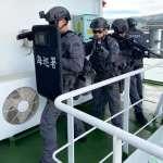 海巡特勤隊招募 頂尖反恐部隊養成罕見曝光