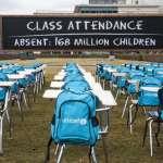 疫情封城》全球1.7億學生仍無法到校上學!聯合國警告:弱勢孩子恐淪落童婚、童工,從此斷送學習之路