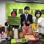 陳其邁北上行銷鳳荔酥、龍鳳酥 大讚全台最好吃