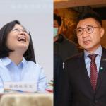 江啟臣指中國是最大威脅!他譏「民進黨笑了」:2種不同的笑
