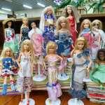 小六男童、七旬爺爺成為女紅達人 到新北圖書館泰山分館探究竟