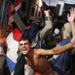 友邦政府抗疫不力引發暴力示威!巴拉圭總統宣布改組內閣止血