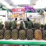 台糖蜜鄰已設國產鳳梨專區 歡迎民眾趁鮮嚐一波