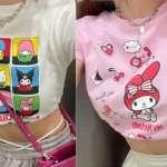 「上緊下鬆、又辣又甜」中國時興炫耀身材歪風,成年女性在試衣間自拍撐壞童裝惹議