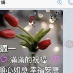 LINE傳早安長輩圖,3月開始將被收費?真相曝光網友哀號崩潰
