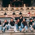 安坑尬街舞! AK舞團酷帥展現傳統廟宇融合前衛Hip Hop