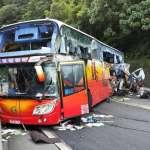 蘇花公路重大車禍釀6死!乘客被彈到山溝、車身碎片散落一地...駕駛回憶驚魂瞬間