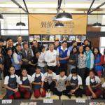 結合社會資源 國姓國中幸福書軒舉辦公益「益品書展」