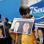 加拿大公民遭莫名關押逾兩年,北京終於開庭審理 學者:孟晚舟案走向將決定被告命運