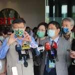率團赴竹縣再被解讀「藍白合」  柯文哲:市政交流為何老是想那麼多?