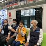 中捷綠線於25日試營運 盧秀燕將搭首航列車與市民共同見證