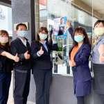 響應毒防局「拒毒新運動」 戴資穎在高雄市麥當勞各店宣導反毒