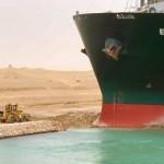 【圖解】如何救援「長賜輪」?需挖沙2萬立方公尺 目標27日晚間脫困蘇伊士運河