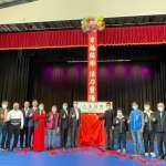豐陽國中活動中心啟用 強化多元人才培育