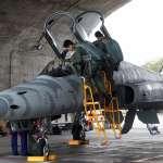 F-5「後繼無機」退不了?當勇鷹號、F-16V陸續服役 空軍窘境正浮出水面