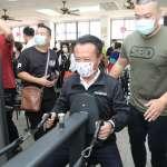 鼓勵長者規律安全運動 嘉義縣第一座老人健身房正式啟用