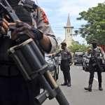 印尼天主教堂遭自殺炸彈攻擊 伊斯蘭國附隨組織成員犯案