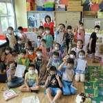 歡慶兒童節 中市閱讀教育輔導團舉辦閱讀活動