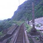 工地沒設圍欄!408次太魯閣號列車視角曝光 網轟台灣工程很差