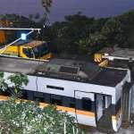 提議把列車殘骸放228公園 葉毓蘭有新點子:可做成「紙鎮」送公務員