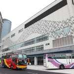 板橋轉運站正式啟用!4鐵共構與16條中長程客運結合,年載量可達164萬人次