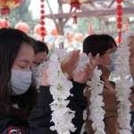 福智青年舉辦寺院參訪活動 開拓生命格局