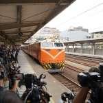 太魯閣號出軌案頭七 台鐵司機員別黃絲帶、全線列車9時28分齊鳴笛致哀