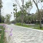 中市綠川完工啟用 水淨樂園共融遊戲場成新亮點