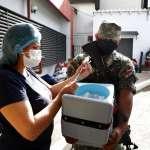 我國高端疫苗計畫在巴拉圭進行臨床實驗 外交部:樂觀其成