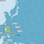 旱象有解?4月颱舒力基路徑往西更靠近台灣 氣象專家8字回應