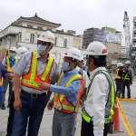 中博高架橋拆除完成 願景館回娘家8月啟動