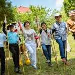 2021跟著蝴蝶去旅行-友善.親子.生態農村 20條遊程路線啟動
