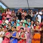 春之祭印度文化節 印度樂舞遊行熱鬧開趴