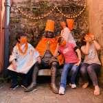 紅毛城歡慶荷蘭國王節 「橘」國歡騰拿限量好禮!
