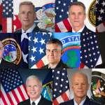 36顆將星的備忘錄:美軍9位四星上將呼籲解密情報,讓世人看清中俄「惡劣行徑」