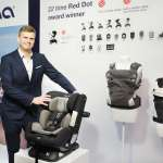 Nuna全球首發時尚輕摺車 兼顧健康便利與時尚認證
