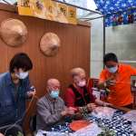安居樂活健康老化 中市產官研共推農村「綠療育」