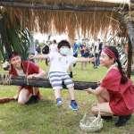 新北考古生活節   民眾參與聚落共築體驗  直呼玩到不想回家了!